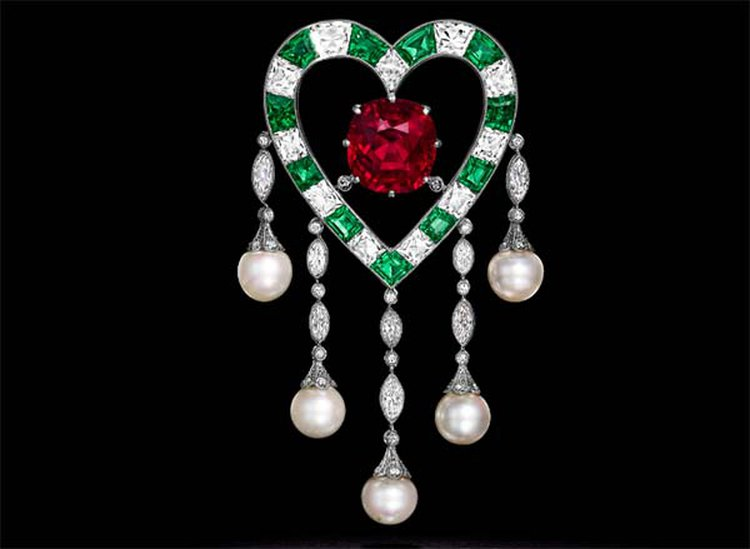 'The Du Pont Ruby' and 'The Du Pont Emerald' to Headline Christie's NY Sale