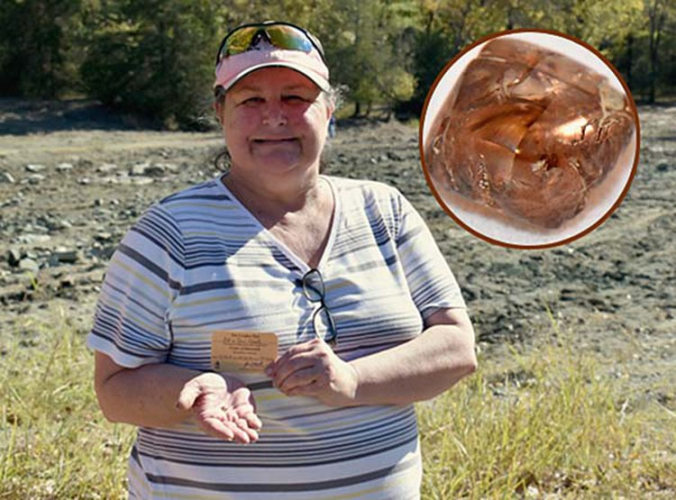 Arkansas Woman Captures 3.29-Carat 'Illusive Dream' at Crater of Diamonds State Park